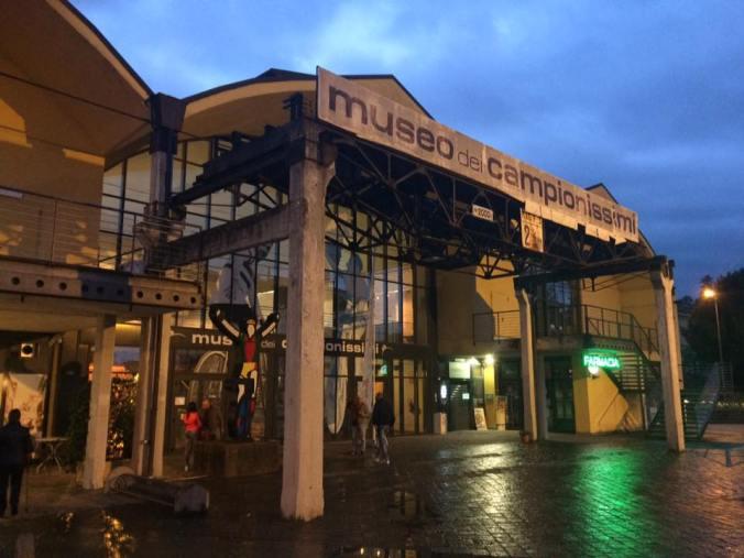 Il Museo dei Campionissimi di Novi Ligure