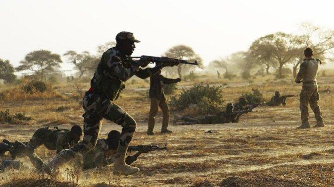 La foto del servizio sul Niger di Domenico Quirico uscito oggi su La stampa