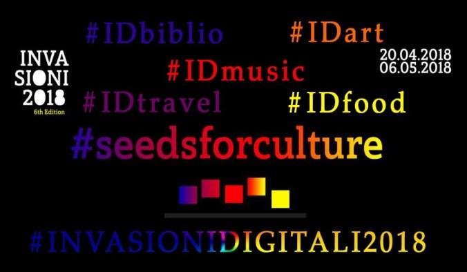 Seedsforculture invasionidigitali2018