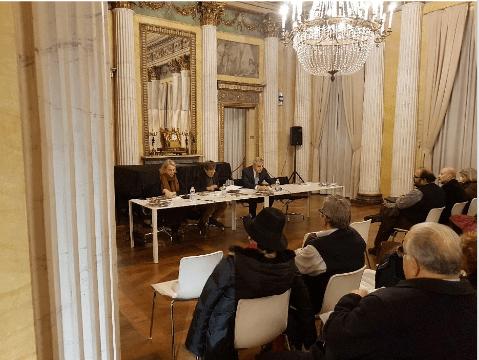 Presentazione del catalogo Incontri della Pinacoteca il divisionismo fondazione cr tortona
