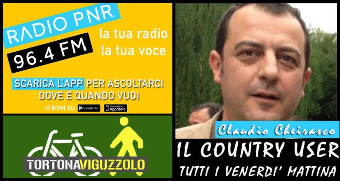 Claudio Cheirasco il Country User