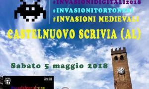 #InvasioniMedievali a Castelnuovo Scrivia (Al)