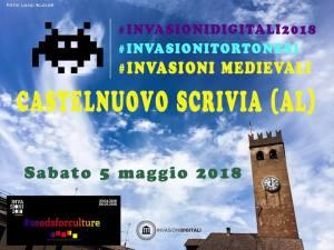 Invasioni Digitali a Castelnuovo Scrivia