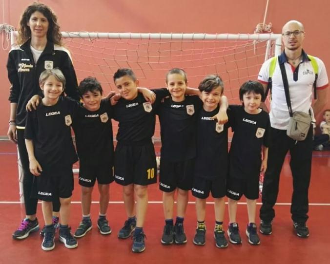 Leoni Pallamano Tortona dominano il torneo di primavera