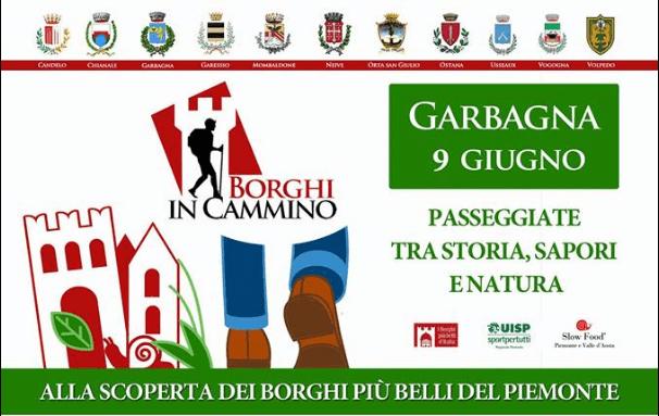 Il programma 2018 della Sagra delle Ciliegie di Garbagna