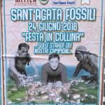 A Sant'Agata Fossili domenica c'è la Festa in Collina per il Passaggio de LaMitica