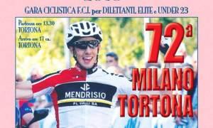 72^ Milano Tortona, ecco la Cronotabella con gli orari dei passaggi
