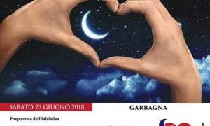 Notte romantica 2018 a Garbagna