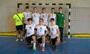 Leoni Pallamano Tortona – Secondo posto per gli Under 15 al Torneo internazionale Città di Leno