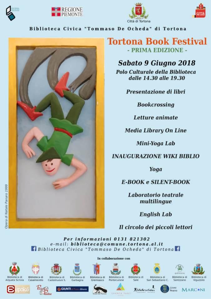 Festival dei libri a Tortona