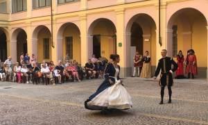 Dopo le danze in costume d'epoca, il Museo Diocesano di Tortona chiude per la pausa estiva