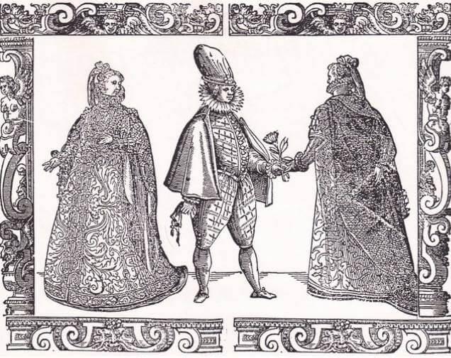 La Danza tra Lombardia e Sicilia. L'opera di Livio Lupi da Caravaggio. Palermo 1600-1607