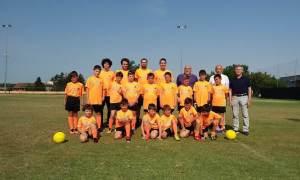 A Casalnoceto questa è la settimana del Football Camp per i ragazzi dai 6 ai 12 anni