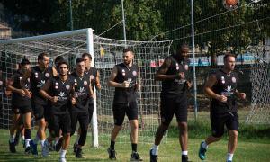 Bertram Derthona – Oggi il primo allenamento della squadra al campo Cucchi, domani l'incontro con media e tifosi