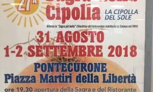 27^ Sagra della Cipolla a Pontecurone