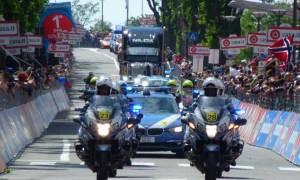 Oltre la Cuneo-Pinerolo c'è anche un arrivo di tappa a Novi Ligure nel Giro del centenario della nascita di Fausto Coppi