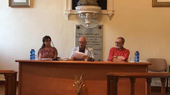 Michela Ricco, Italo Cammarata e Pino Decarlini