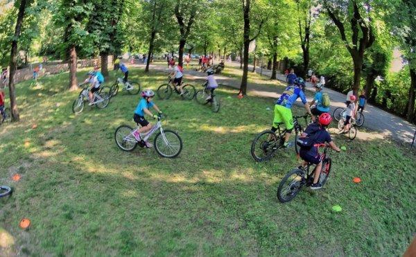 Al Castello di Tortona sarà realizzato il campo scuola per insegnare la mountain bike ai bambini
