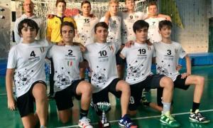 Iniziato il campionato per i Leoni Pallamano Tortona, in campo Under 15 e Serie B