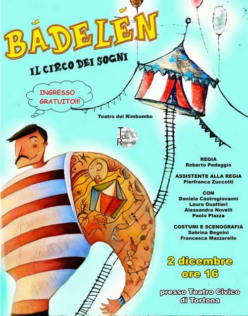 Il teatro del rimbombo a Tortona
