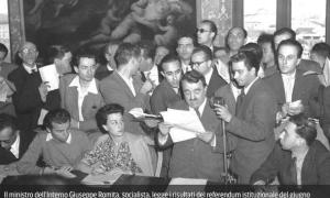 Sarà proiettato a Tortona il documentario inedito su Giuseppe Romita