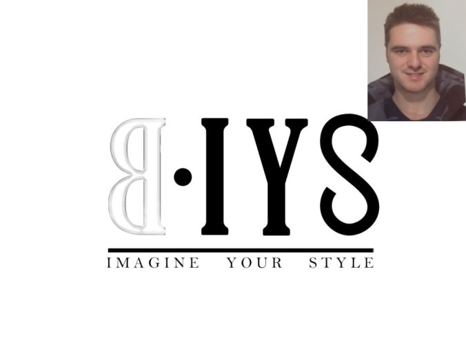 Il marchio del nuovo ecommerce BIYS