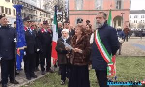 """Quell'amore di Patria che prese il nome di """"Esodo"""" – Malì Schmidichen, Tortona, 10 febbraio 2019"""