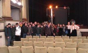 L'istituto Marconi Carbone e le scuole tortonesi a Teatro