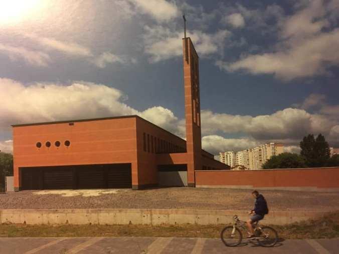Un centro religioso orionino progettato dall'archistar svizzera