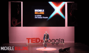 Michele Bellone al TEDx di Foggia, il video è adesso on line
