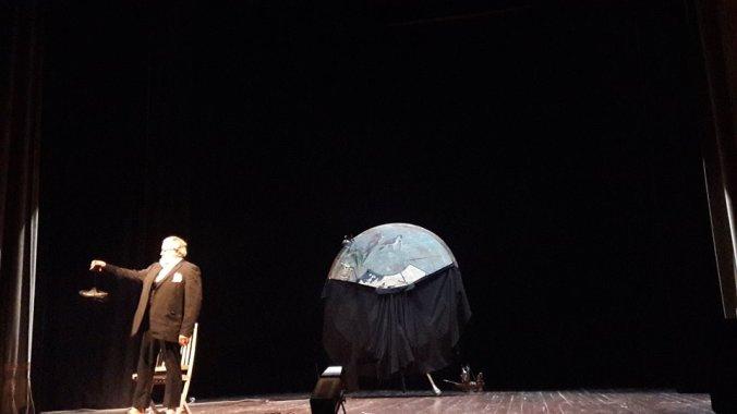Gigio Brunello al teatro civico di tortona