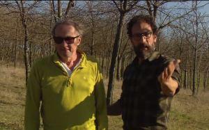 Puntata di Linea verde sui Colli Tortonesi: Walter Massa e Federico quaranta
