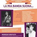 La mia banda suona… per il compleanno di Paolo Perduca