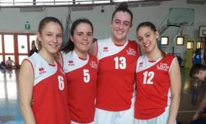 La squadra femminile di categoria Allieve del Liceo Peano passa, al primo posto, le selezioni regionali