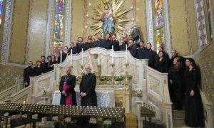 Il coro della Cappella Marciana di Venezia ha emozionato Tortona