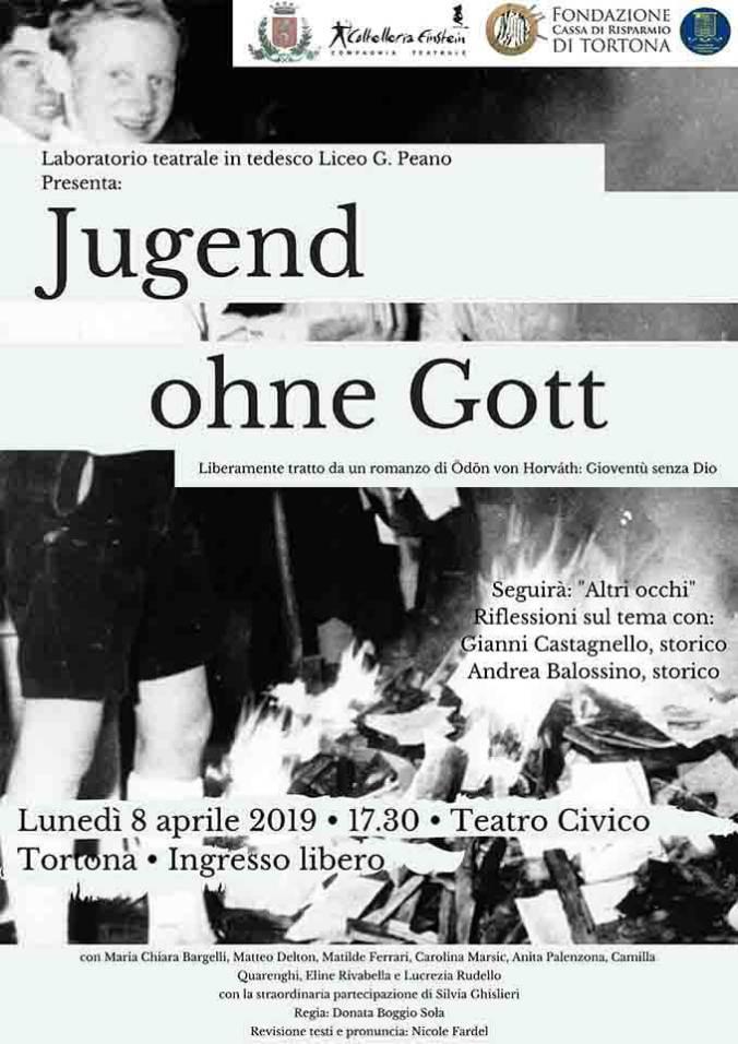 spettacolo teatrale in lingua tedesca