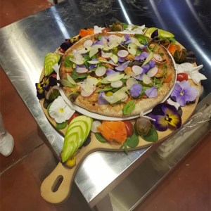 La pizza di Paolo Abbiati