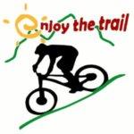 Logo enjoy the trail