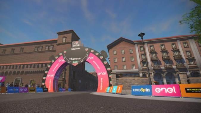 Foto ufficiale Giro d'Italia