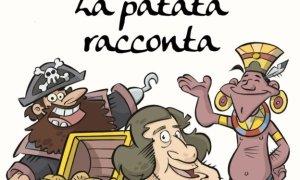 "Chiara Parente, ""La Patata racconta"" a Tortona"