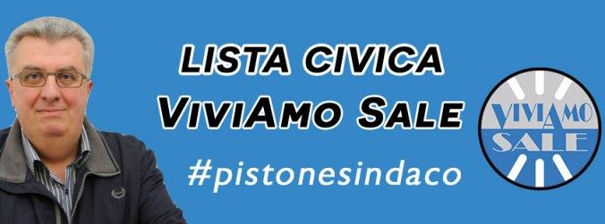 Andrea Pistone Sindaco