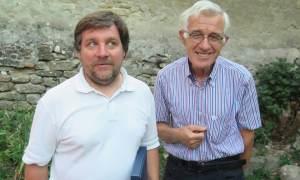 Armando Bergaglio a Garbagna per Librinscena di maggio