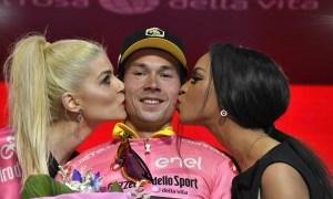 Giro d'Italia – Primoz Roglic è la prima Maglia Rosa 2019