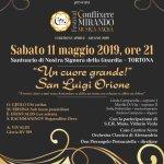 Un concerto in onore di San Luigi Orione al Santuario di Tortona