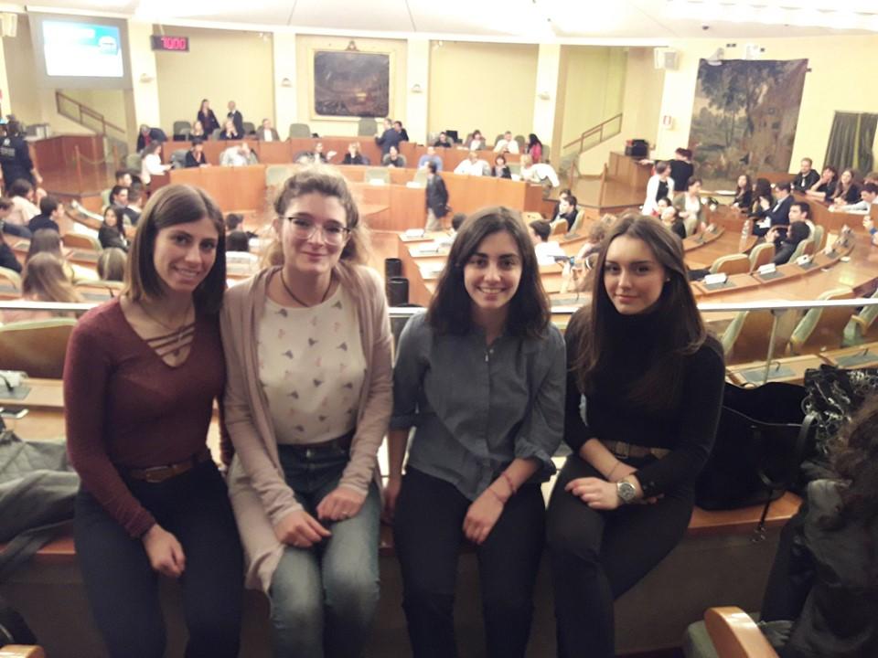 Quattro studentesse del Liceo Peano di Tortona sono state premiate a Torino