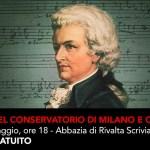 Youth Orchestra del Conservatorio di Milano e Coro G. Fauré a Rivalta Scrivia