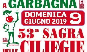 Domenica 9 giugno c'è la 53^ Sagra delle Ciliegie di Garbagna