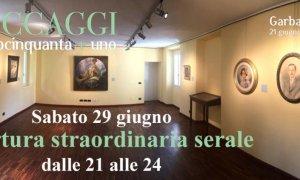 Buon successo di pubblico per la mostra su Saccaggi a Garbagna.