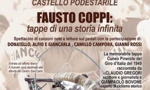 Domenica sarà a Castelnuovo Scrivia la bici con cui Fausto Coppi trionfò a Pinerolo