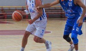 Tortona ancora protagonista nel Basket. Il tortonese Enrico Marina in campo ad Helsinki 2019